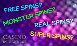 real spins monster spins